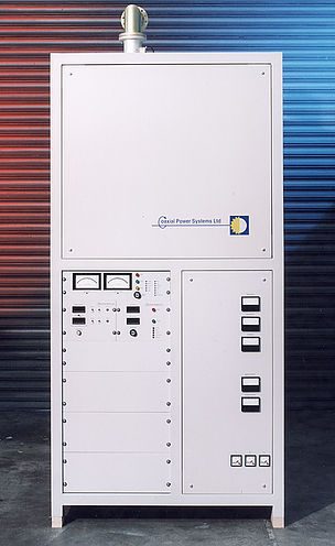 photo of a coaxial power systems generator