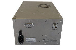 photo of coaxial power systems CT 600