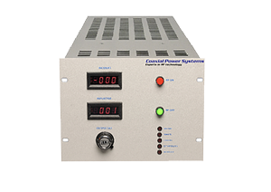 photo of coaxial power systems RFA 300WB - RF WIDEBAND AMPLIFIER